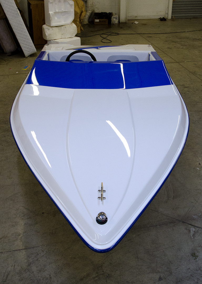 X-15 White Boat